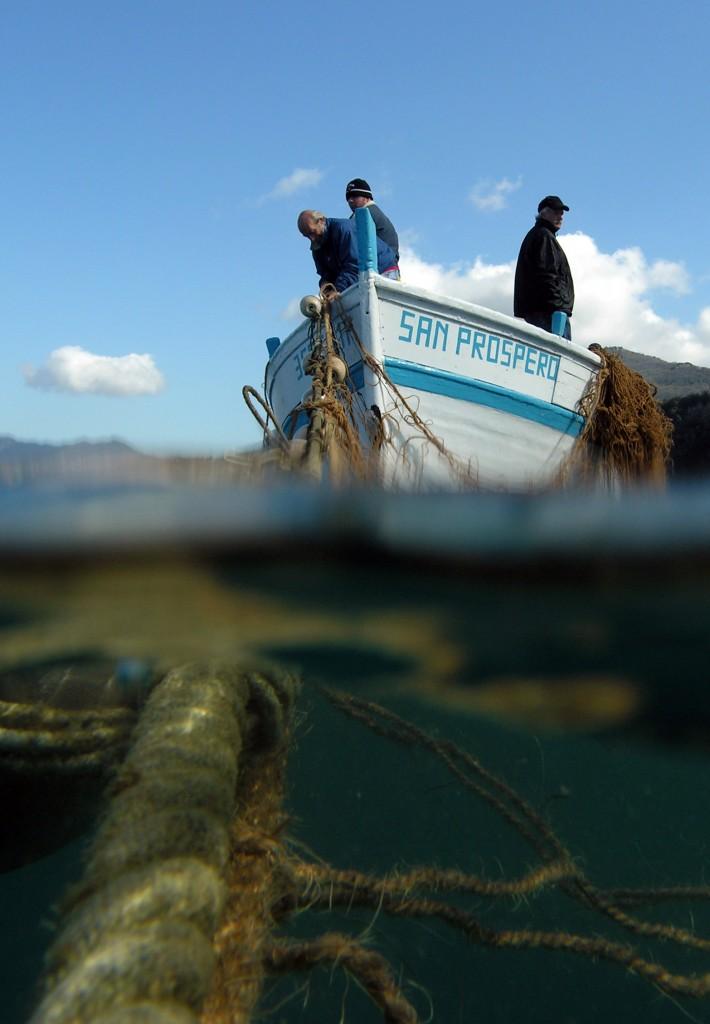 La piccola pesca costiera rappresenta una formidabile opportunità per il Mediterraneo (Foto M. Faimali)