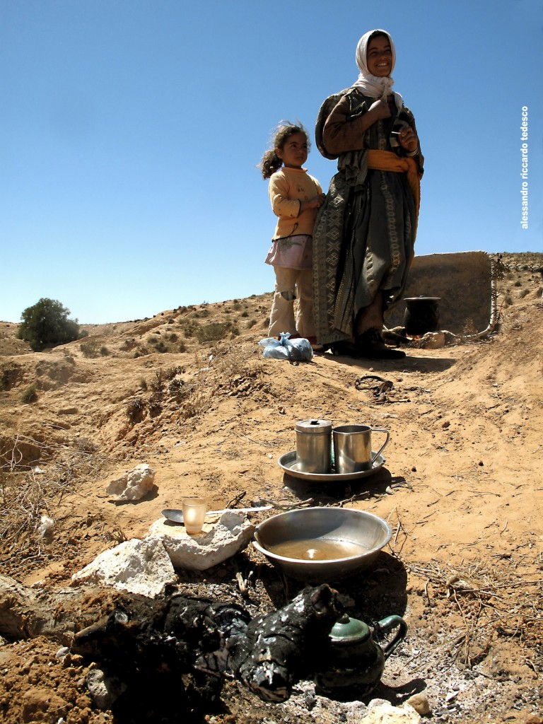Berberi, gente poverissima ma pronti a condividere quel pochissimo che hanno