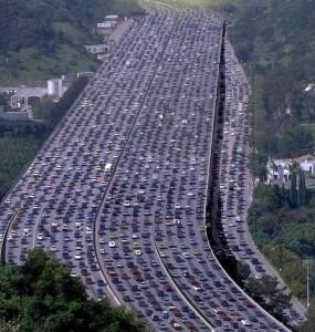 Cina-Traffico