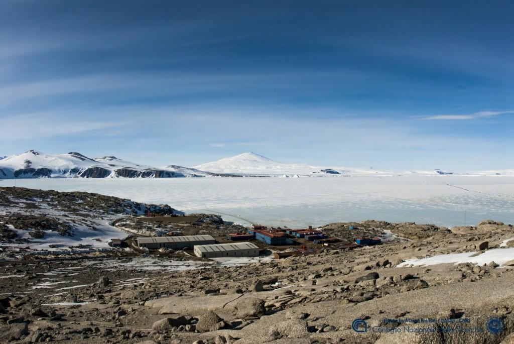 La base italiana in Antartide intitolata a Mario Zucchelli (Mario Zucchelli Station)