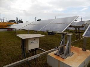 Sistema a solare ad inseguimento dell'impianto ibrido di Bukuzindu.